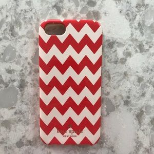 Accessories - Kate Spade iPhone 5 case
